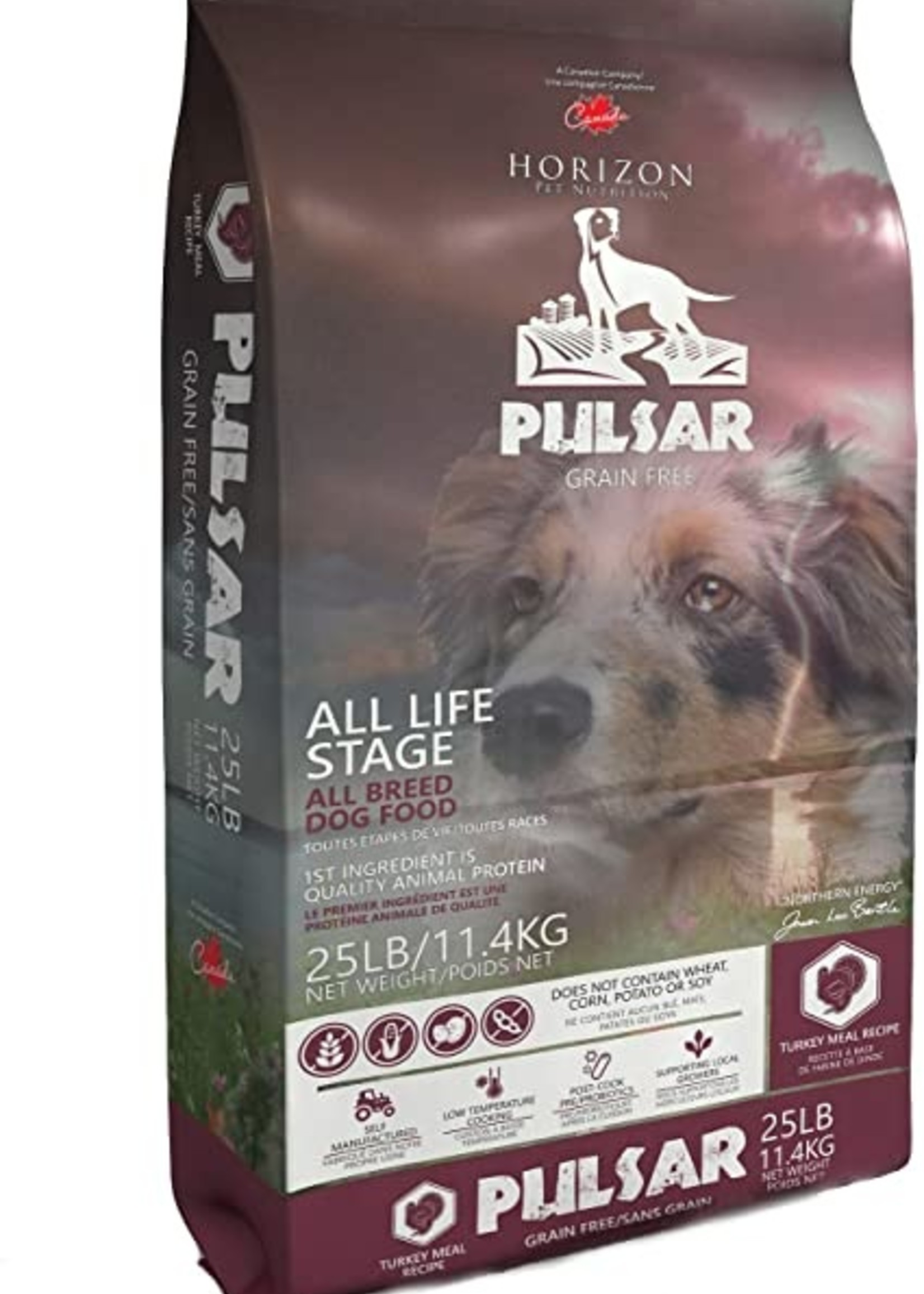 Horizon Pet Nutrition© Horizon G.F. Pulsar™ Turkey Meal Recipe 9lbs