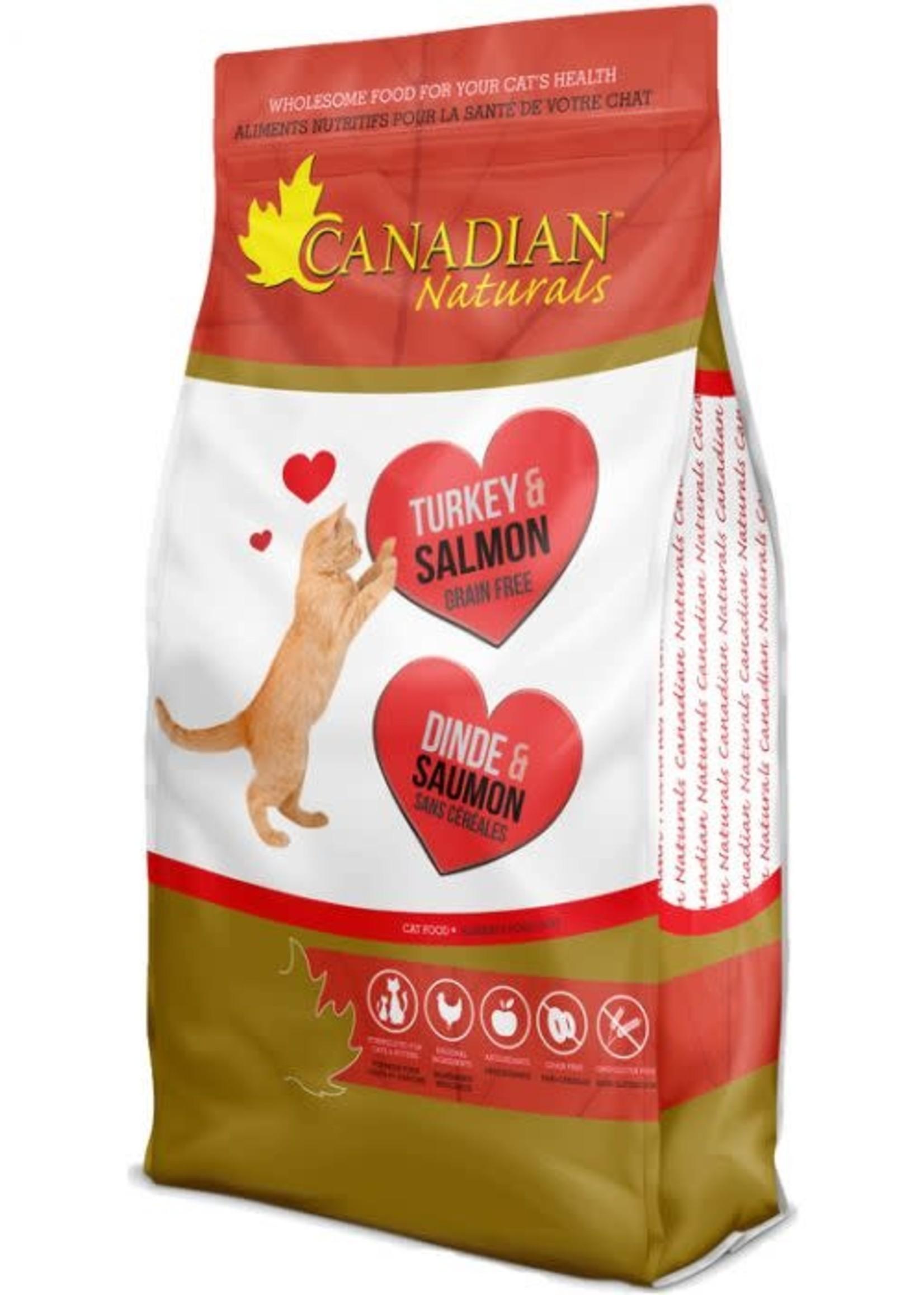 Canadian Naturals® CANADIAN NATURALS GRAIN FREE TURKEY & SALMON 15lbs