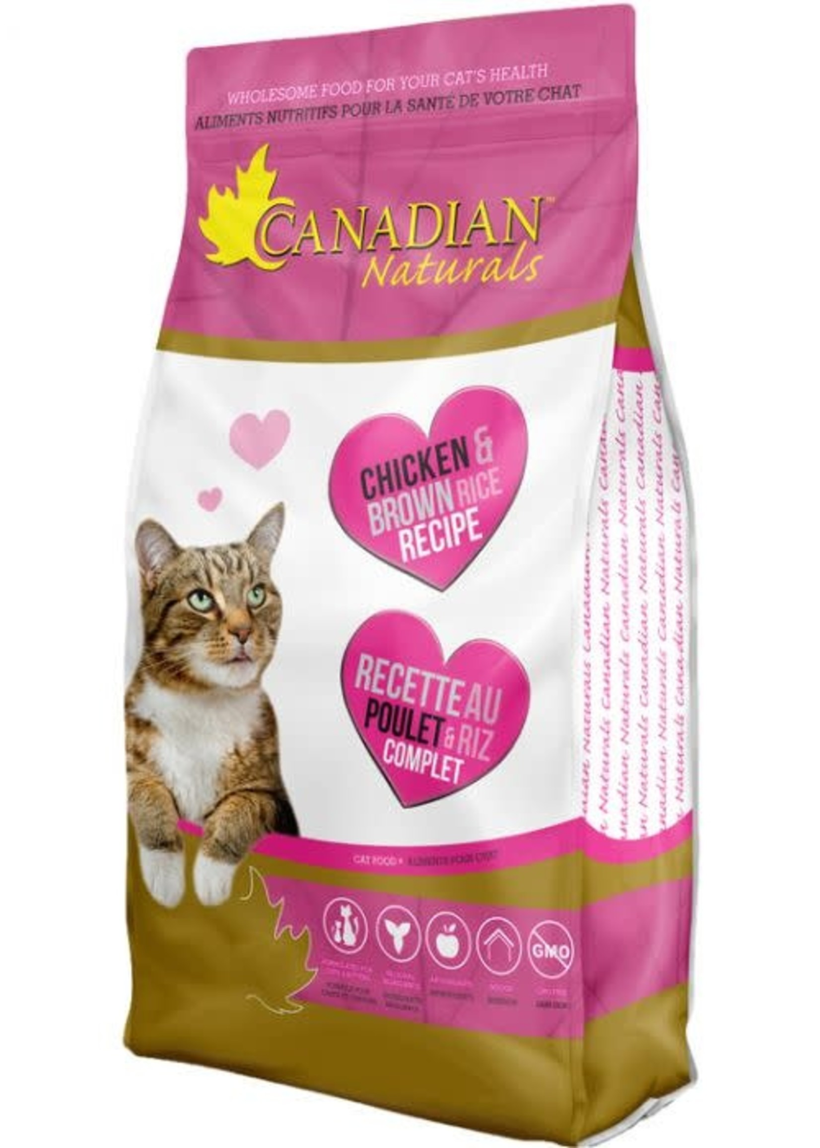 Canadian Naturals® CANADIAN NATURALS CHICKEN & BROWN RICE RECIPE 3lbs