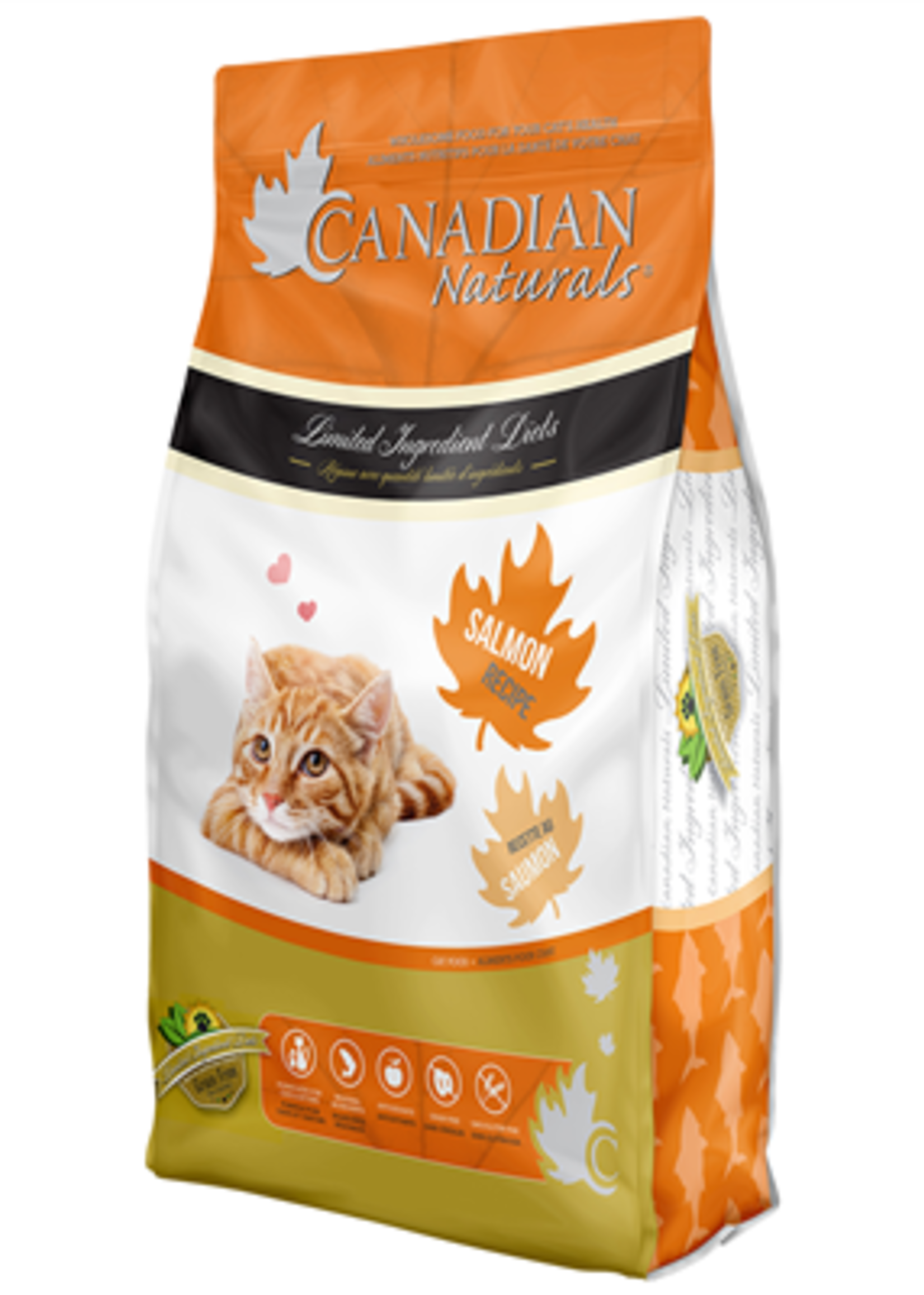 Canadian Naturals® CANADIAN NATURALS LIMITED INGREDIENT DIET GRAIN FREE SALMON 3lbs