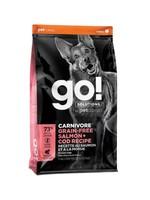 Go! Solutions™ Carnivore™ Salmon + Cod 3.5lbs