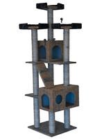 "Animal Treasures Tower 72"""