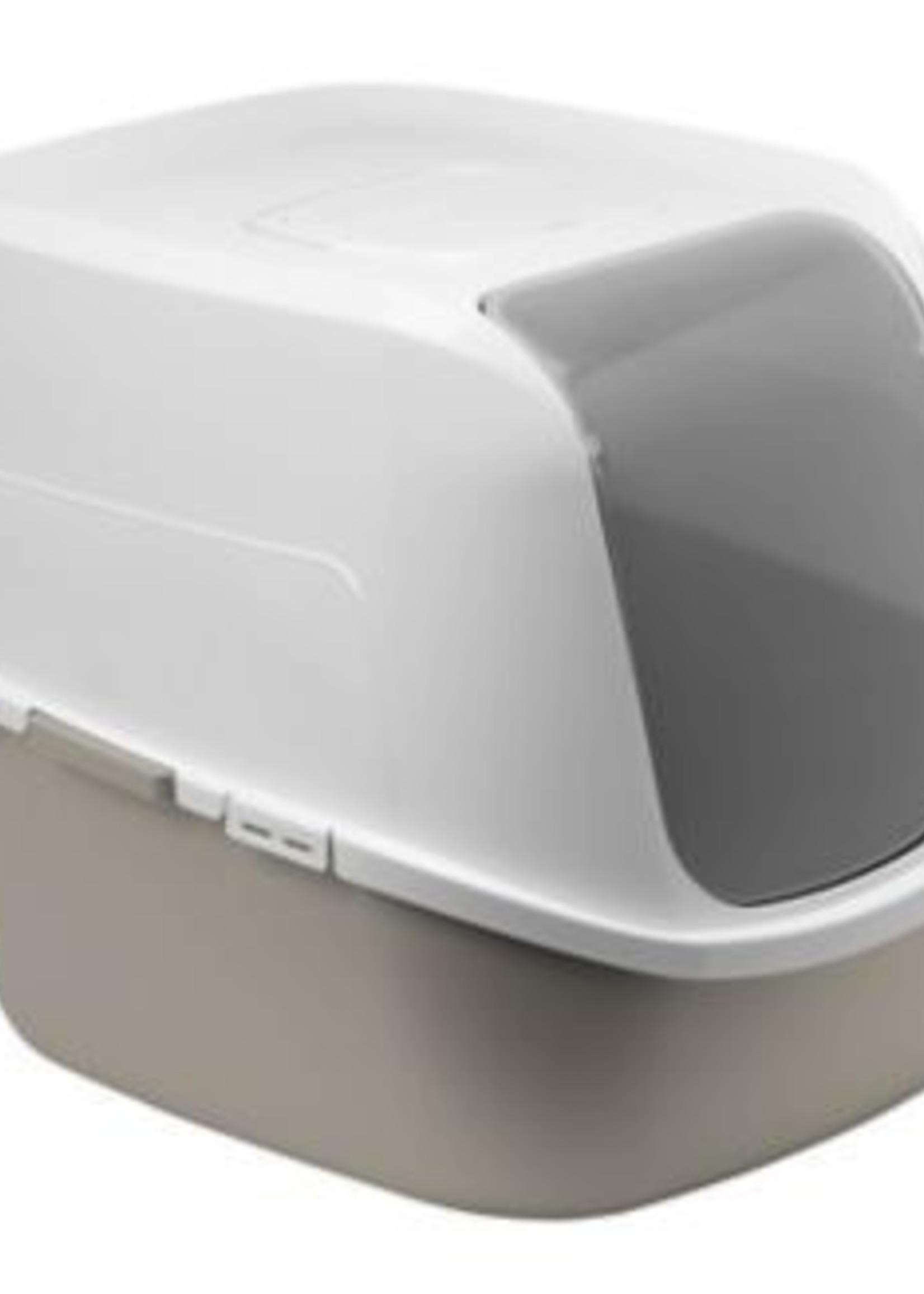 Moderna® AMERIX CLOSED LITTER BOX GREY