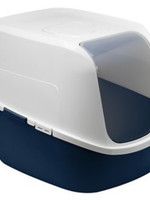 MODERNA AMERIX CLOSED LITTER BOX BLUE