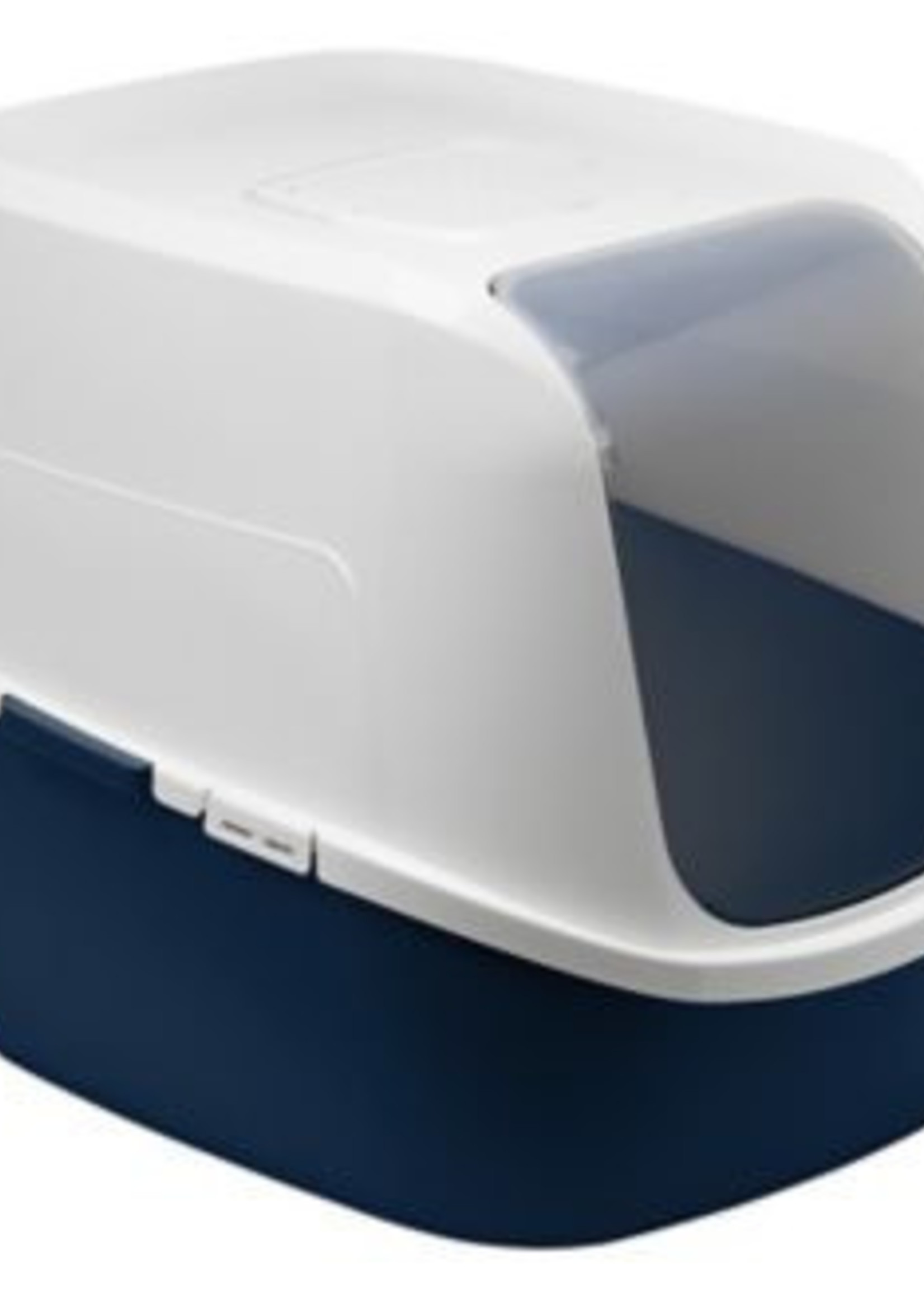 Moderna® AMERIX CLOSED LITTER BOX BLUE