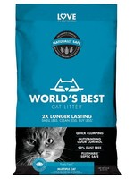 WORLD'S BEST CAT LITTER MULTI CAT LOTUS SCENT 14LBS