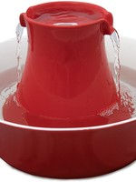 PetSafe® DRINKWELL CERAMIC AVALON PET FOUNTAIN IN RED
