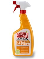 SPECTRUM NATURE'S MIRACLE ORANGE OXY STAIN & ODOR REMOVER 24oz