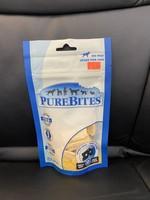 PureBites® CHEDDAR CHEESE DOG TREATS 2oz