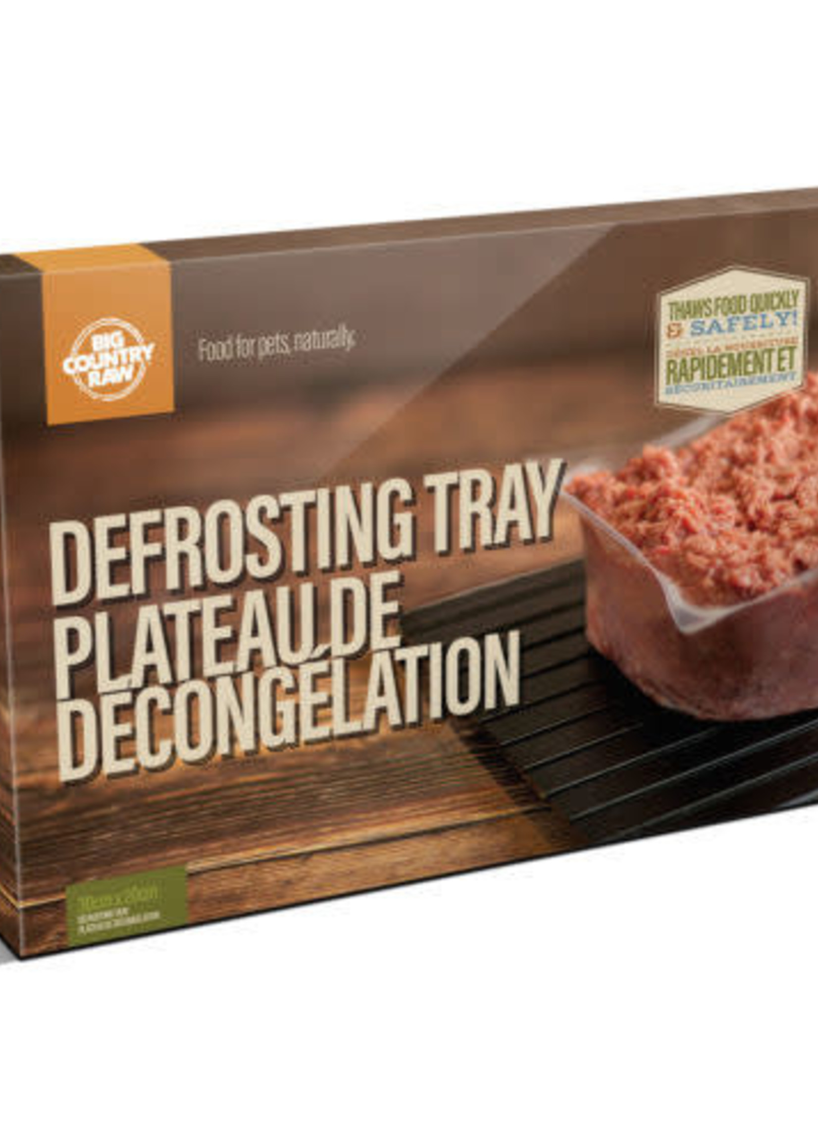 Big Country Raw Big Country Raw Defrosting Tray