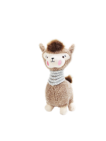BE ONE BREED LOLA THE LAMA DOG TOY