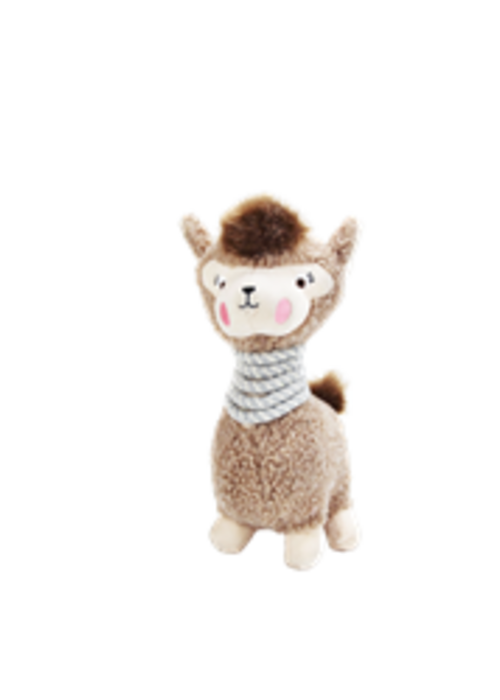 BeOneBreed™ BE ONE BREED LOLA THE LAMA DOG TOY