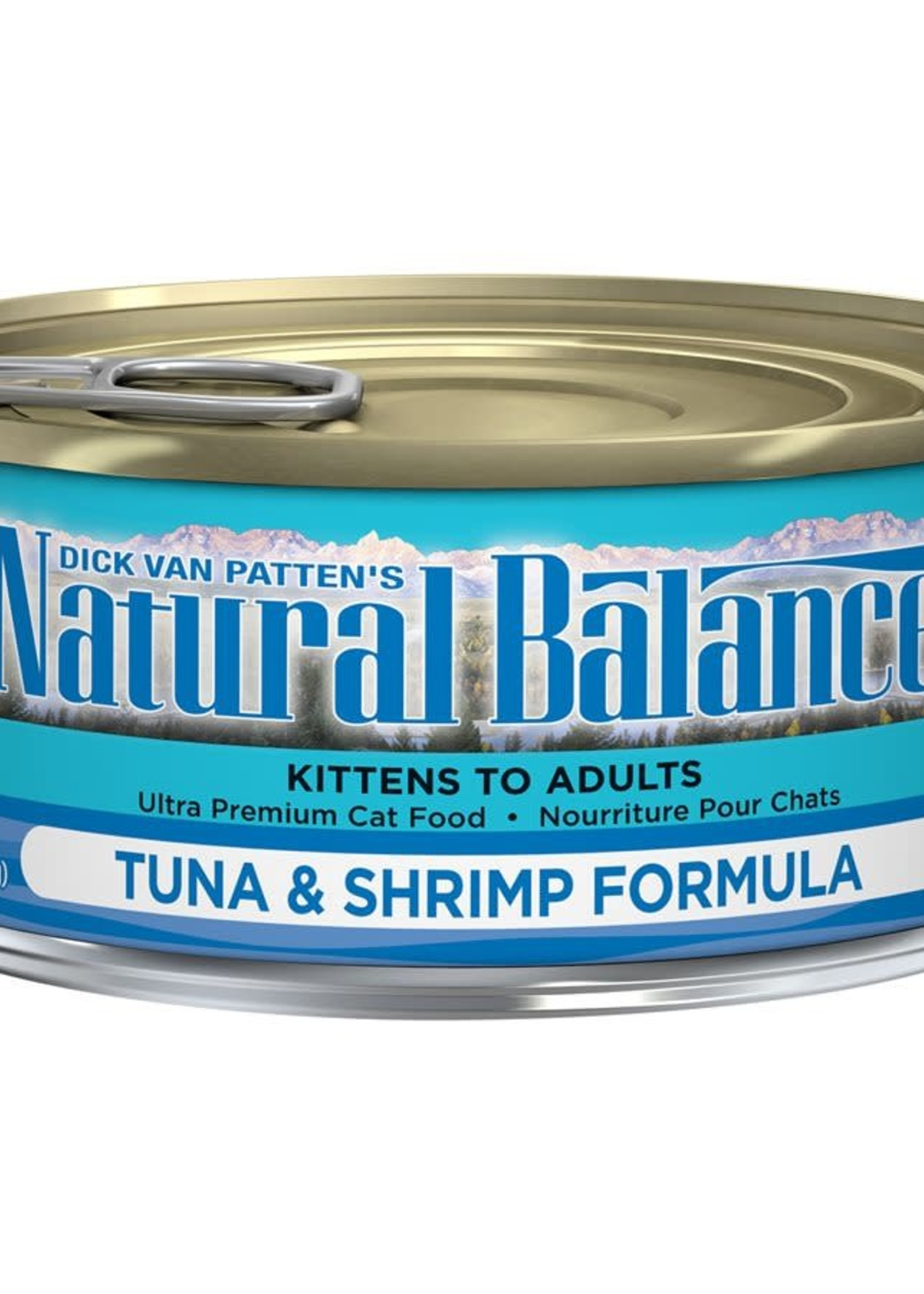 Natural Balance® NATURAL BALANCE TUNA & SHRIMP FORMULA 5.5oz