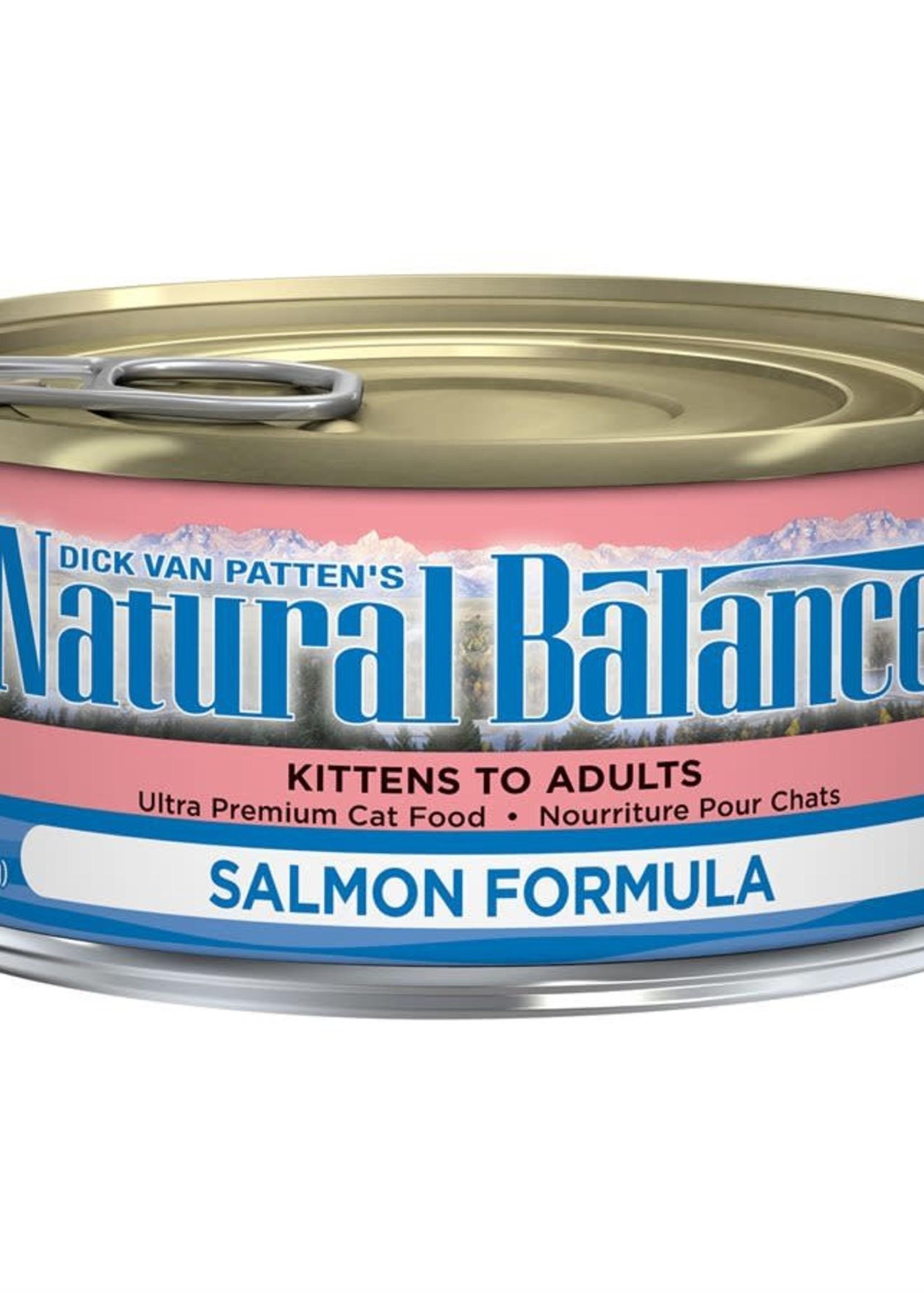 Natural Balance® NATURAL BALANCE SALMON FORMULA 5.5oz
