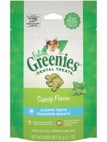 Greenies® Catnip Flavor Dental Treat 2.1oz