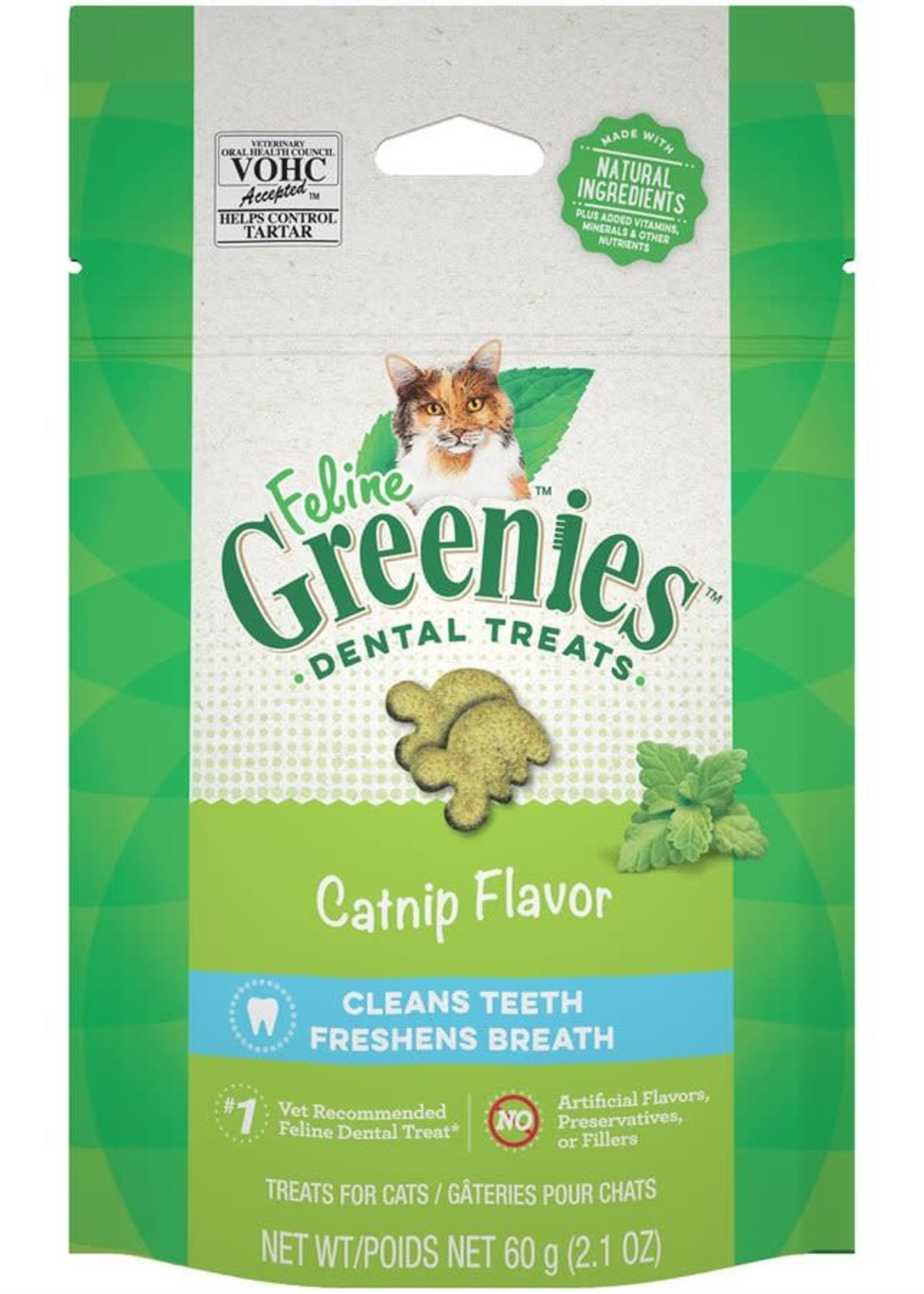 Greenies® Greenies Catnip Flavor Dental Treat 2.1oz