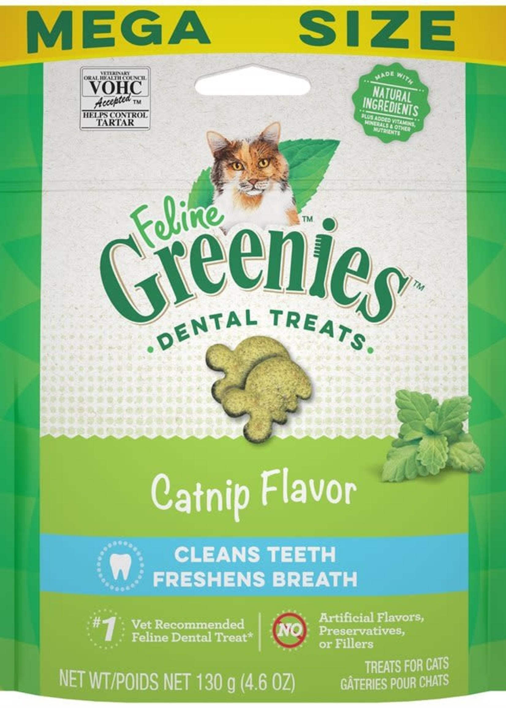 Greenies® Greenies Catnip Flavor Dental Treat 4.6oz