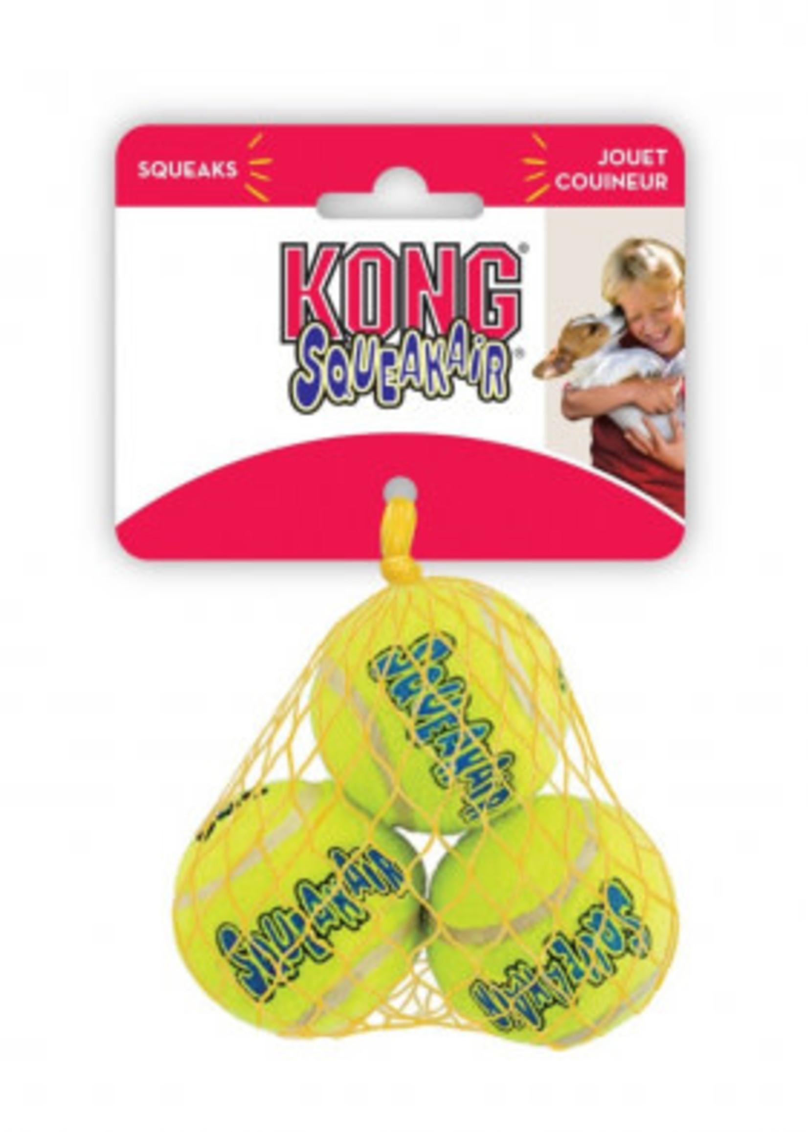 Kong® Kong SqueakAir Ball Xsmall (3pk)