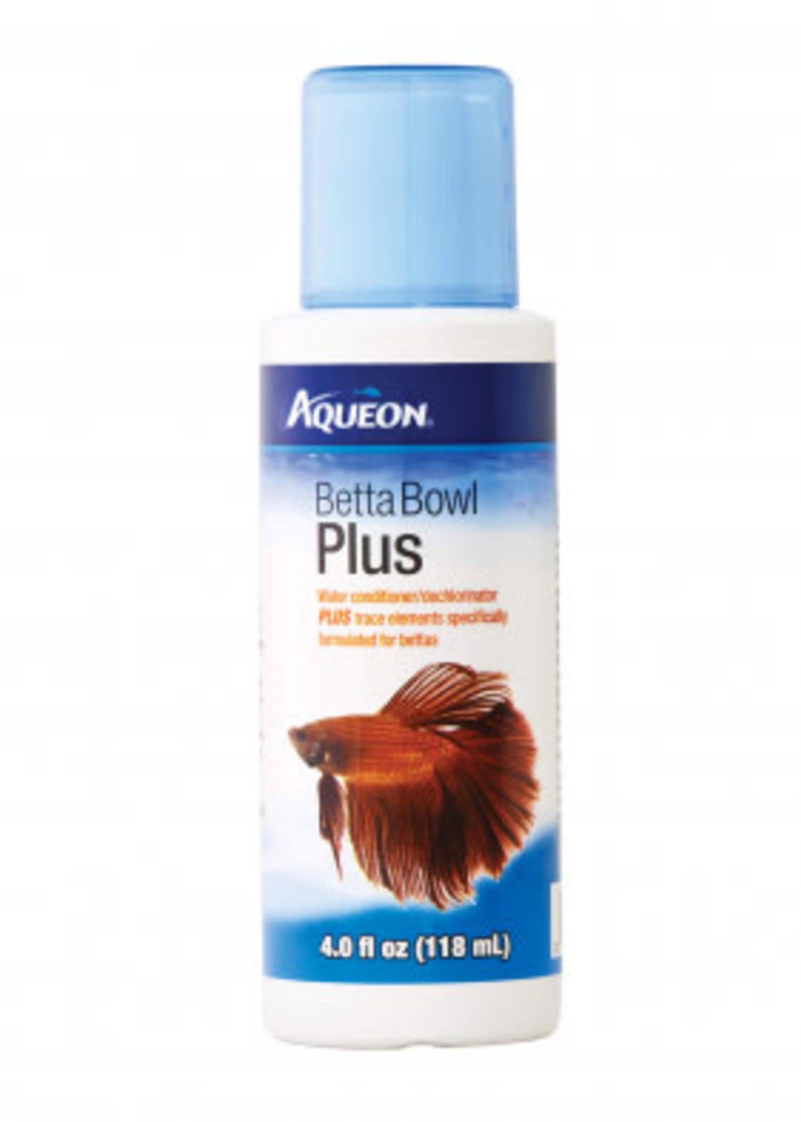 Aqueon® Aqueon Betta Bowl Plus Water Conditioner 4oz