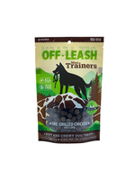 Off-Leash™ Mini Trainers Fire Grilled Chicken 5oz