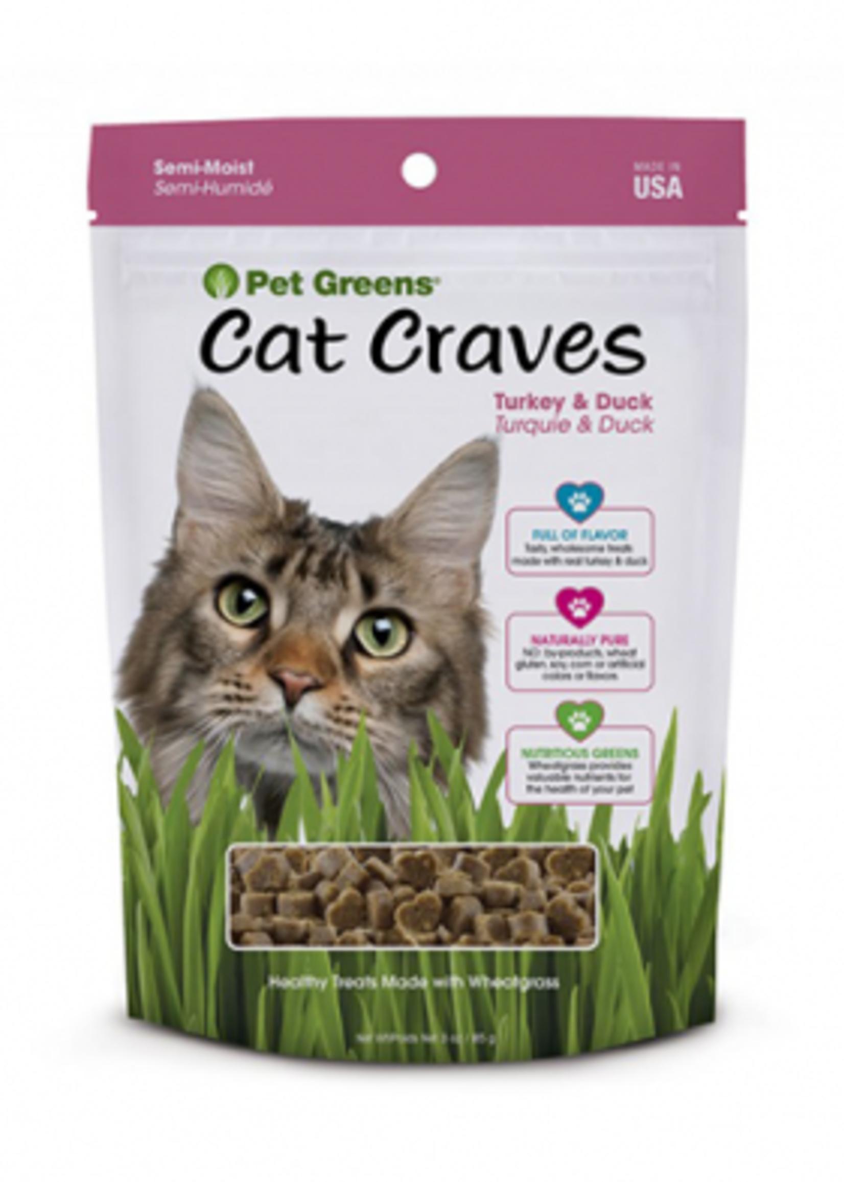 Pet Greens® Pet Greens Cat Craves Turkey & Duck 3oz