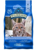 BLUE WILDERNESS ADULT INDOOR CHICKEN 11lbs