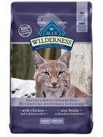 Blue® BLUE WILDERNESS ADULT CAT CHICKEN 6lbs