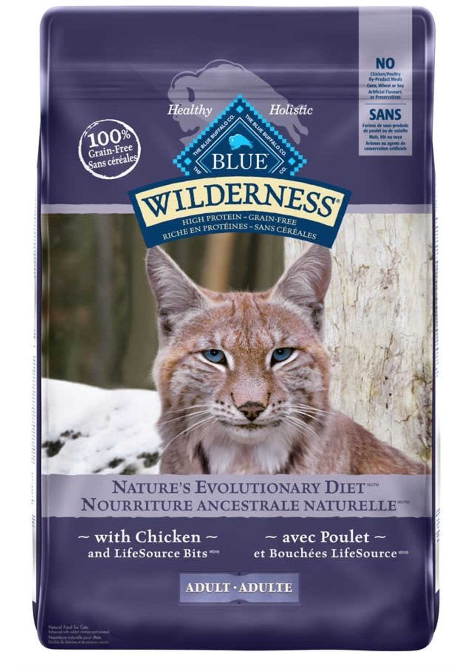 Blue® Blue Wilderness™ Adult with Chicken and LifeSource Bits™ 6lbs