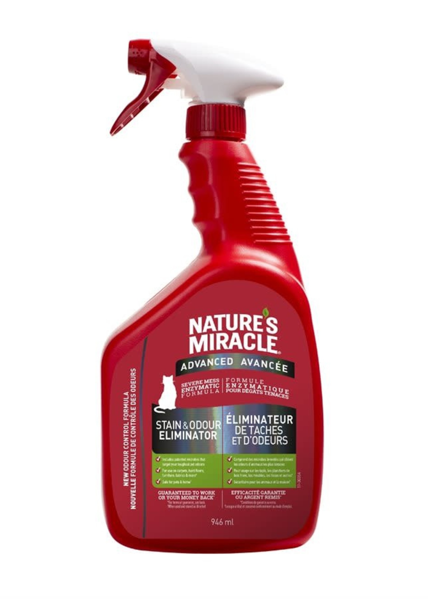 Nature's Miracle® Nature's Miracle Advanced Stain and Odor Eliminator 32oz