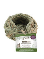 Living World® Green Naturals Oval Bed
