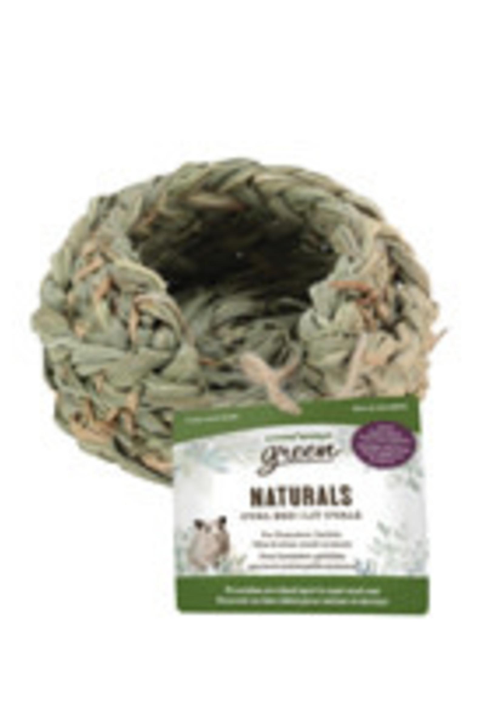 Living World® Living World® Green Naturals Oval Bed