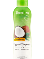 TROPICLEAN TROPICLEAN GENTLE COCONUT HYPOALLERGENIC PET SHAMPOO 20oz
