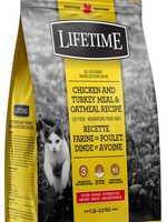 LifeTime® Chicken and Turkey Meal & Oatmeal 5lbs