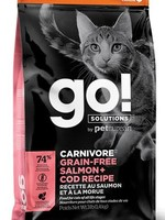 Go! Solutions™ Carnivore™ Salmon + Cod 3lbs