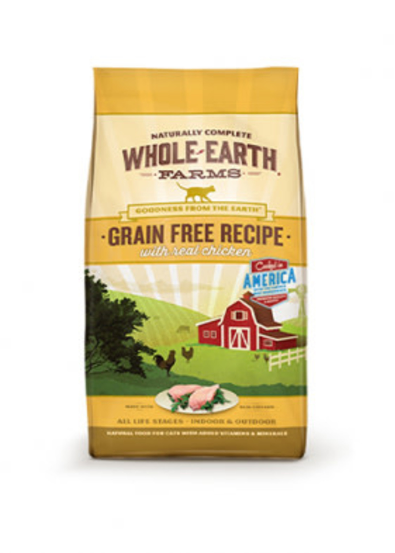 Whole Earth Farms™ Whole Earth Farms Grain Free Recipe with Real Chicken 5lbs