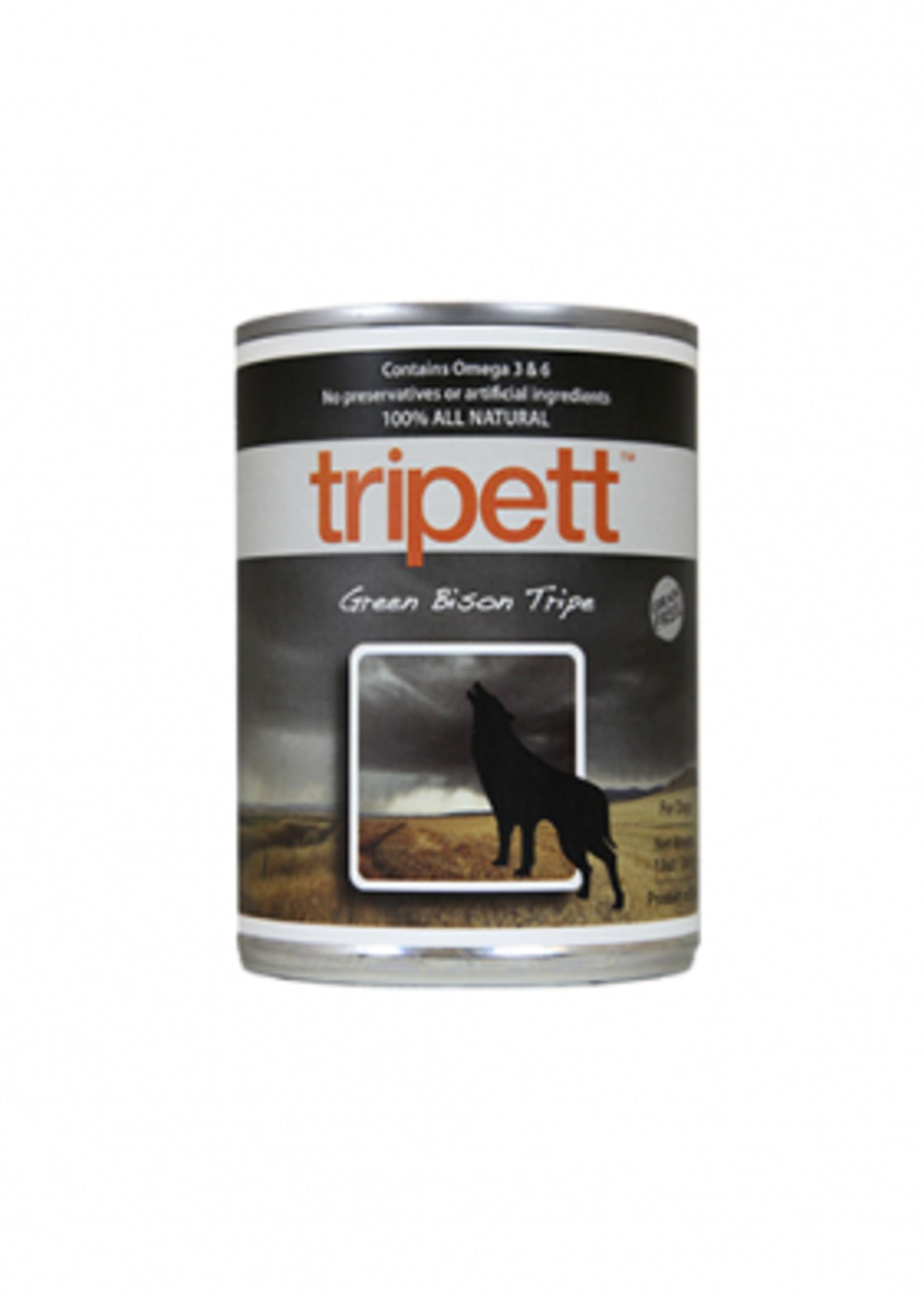 Tripett™ PETKIND GREEN BISON TRIPE 13oz