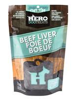 HeroDogTreats™ Dehydrated Beef Liver 114g