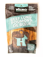 HeroDogTreats™ Dehydrated Beef Lung 65g