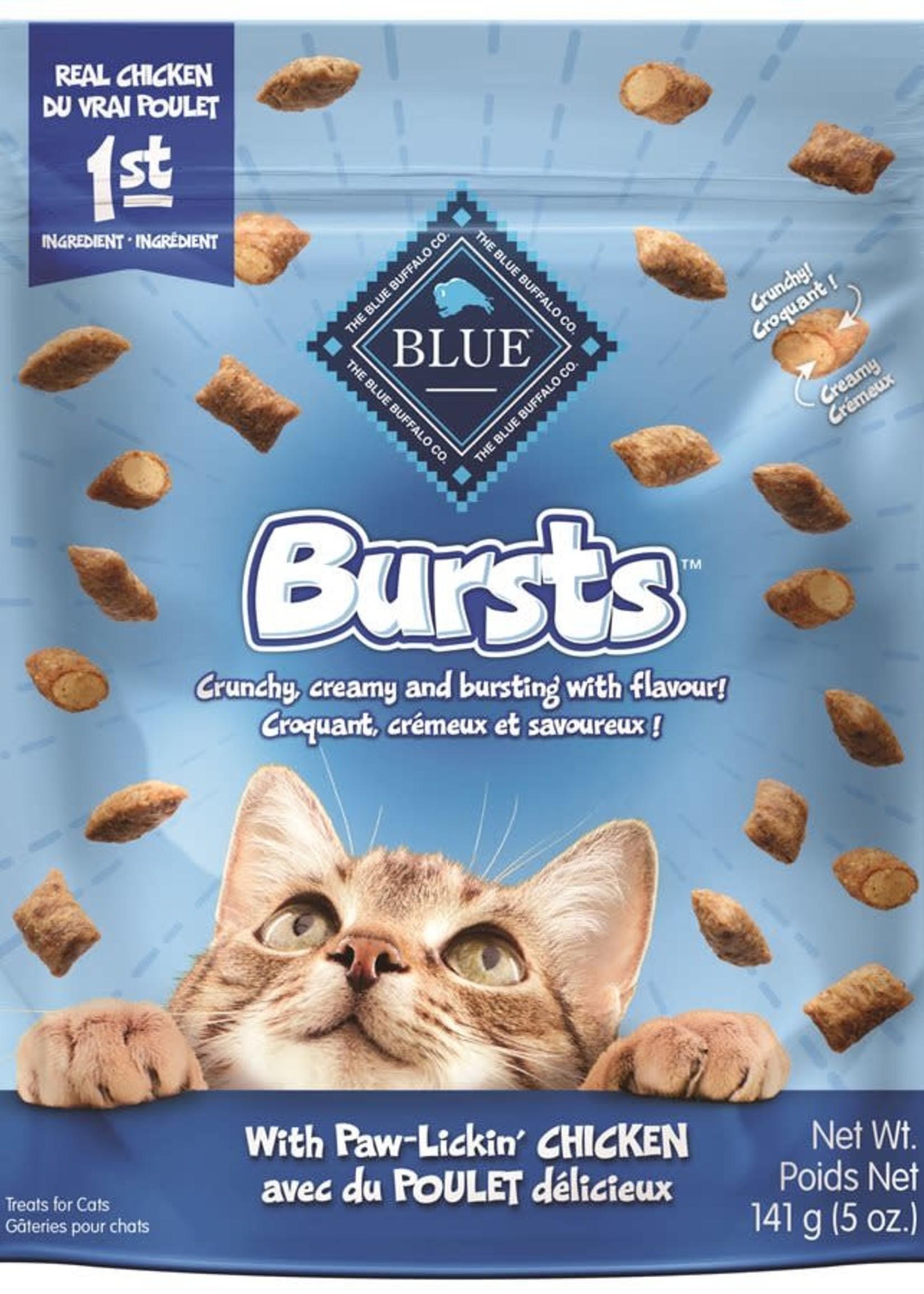 Blue® Blue® Bursts™ with Paw-Lickin' Chicken 5oz