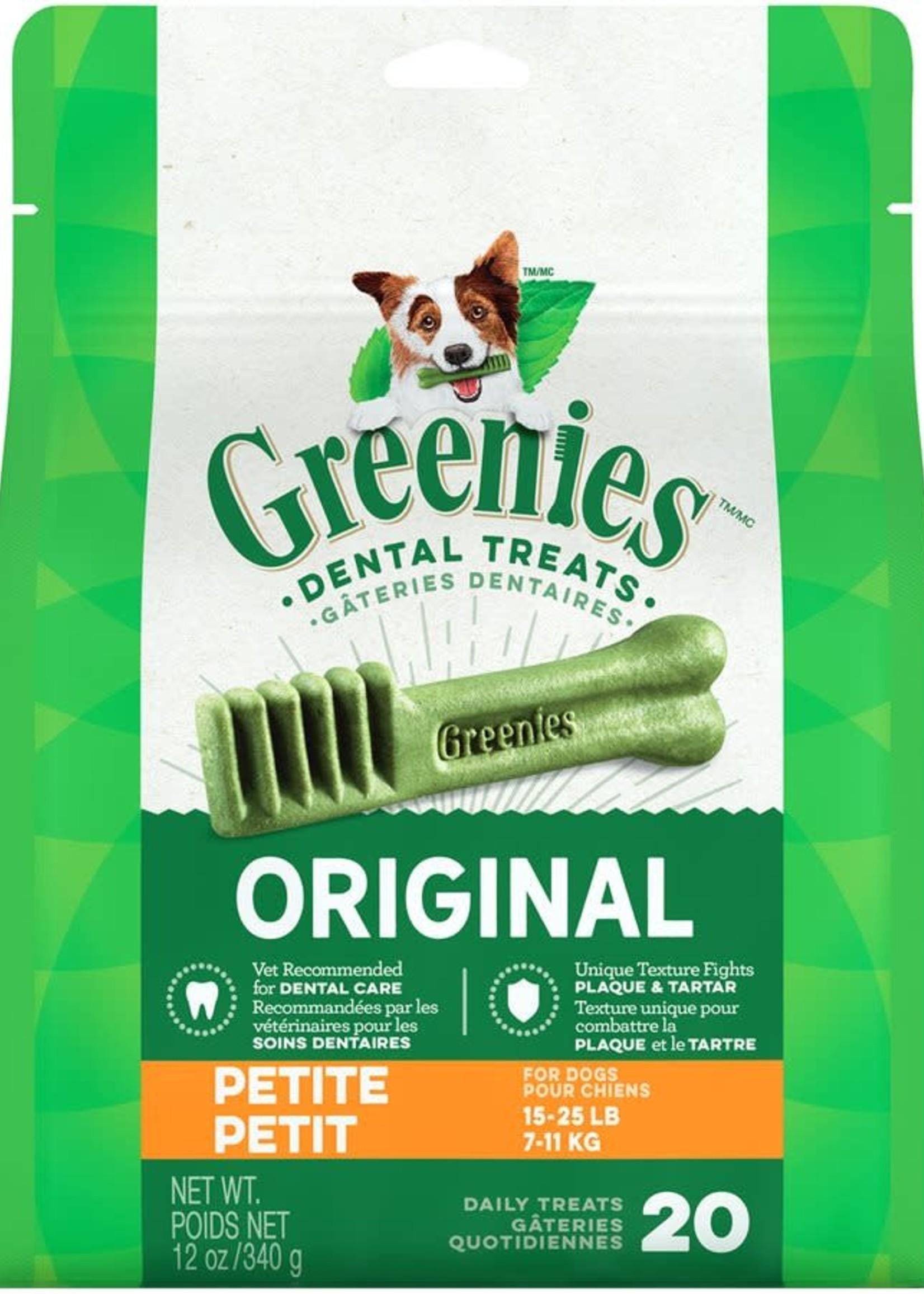 Greenies® Greenies Treat-Pak Petite 12oz