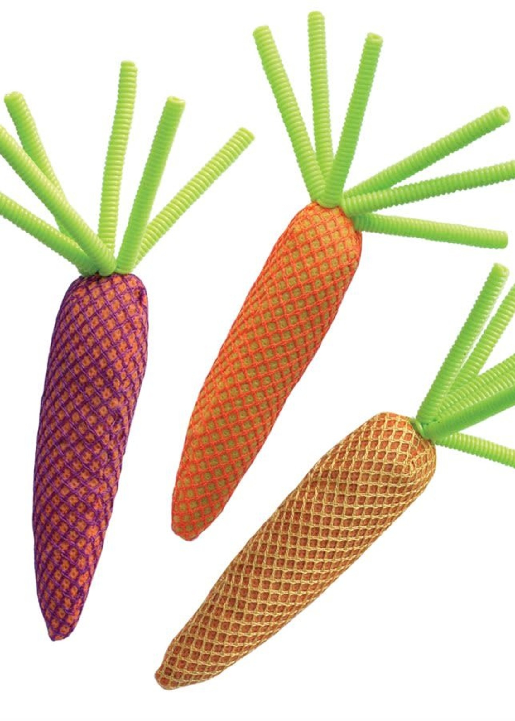 Kong® Kong® Nibble Carrot with Catnip - Assorted