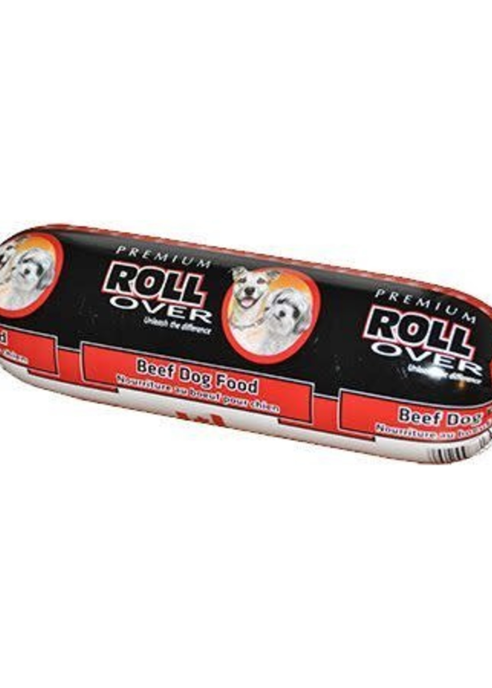 Rollover™ ROLLOVER DOG BEEF CHUB 2kG