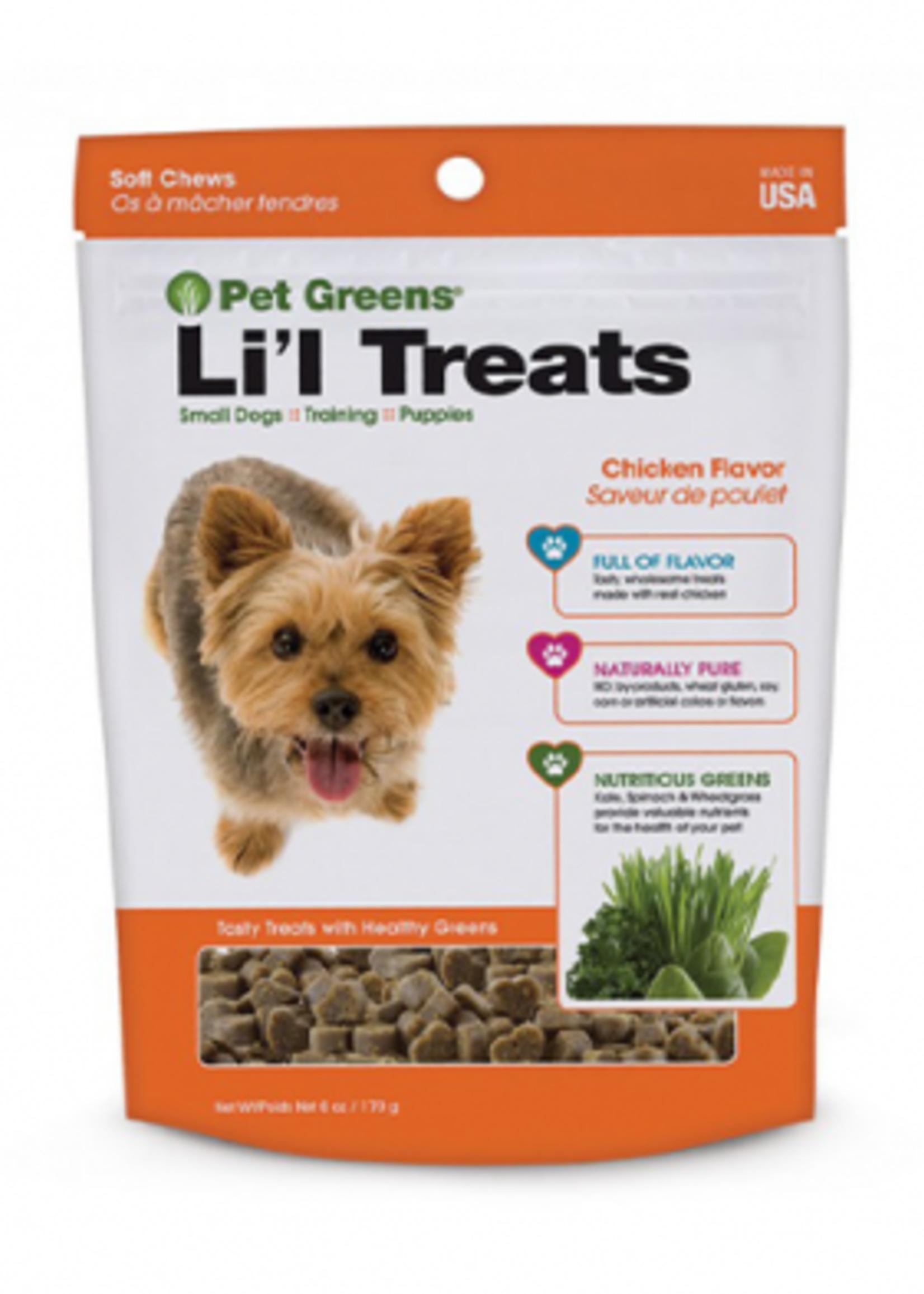 Pet Greens® PET GREENS Li'L TREATS ROASTED CHICKEN 6oz