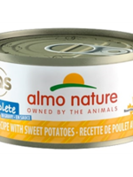 Almo Nature© HQS Complete Chicken Recipe with Sweet Potatoes in Gravy 70g