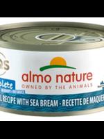 Almo Nature© HQS Complete Mackerel Recipe with Sea Bream in Gravy 70g