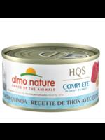 Almo Nature© HQS Complete Tuna Recipe with Quinoa in Gravy 70g