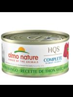 Almo Nature© HQS Complete Tuna Recipe with Mango in Gravy 70g