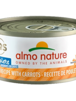 Almo Nature© HQS Complete Chicken Recipe with Carrots in Gravy 70g