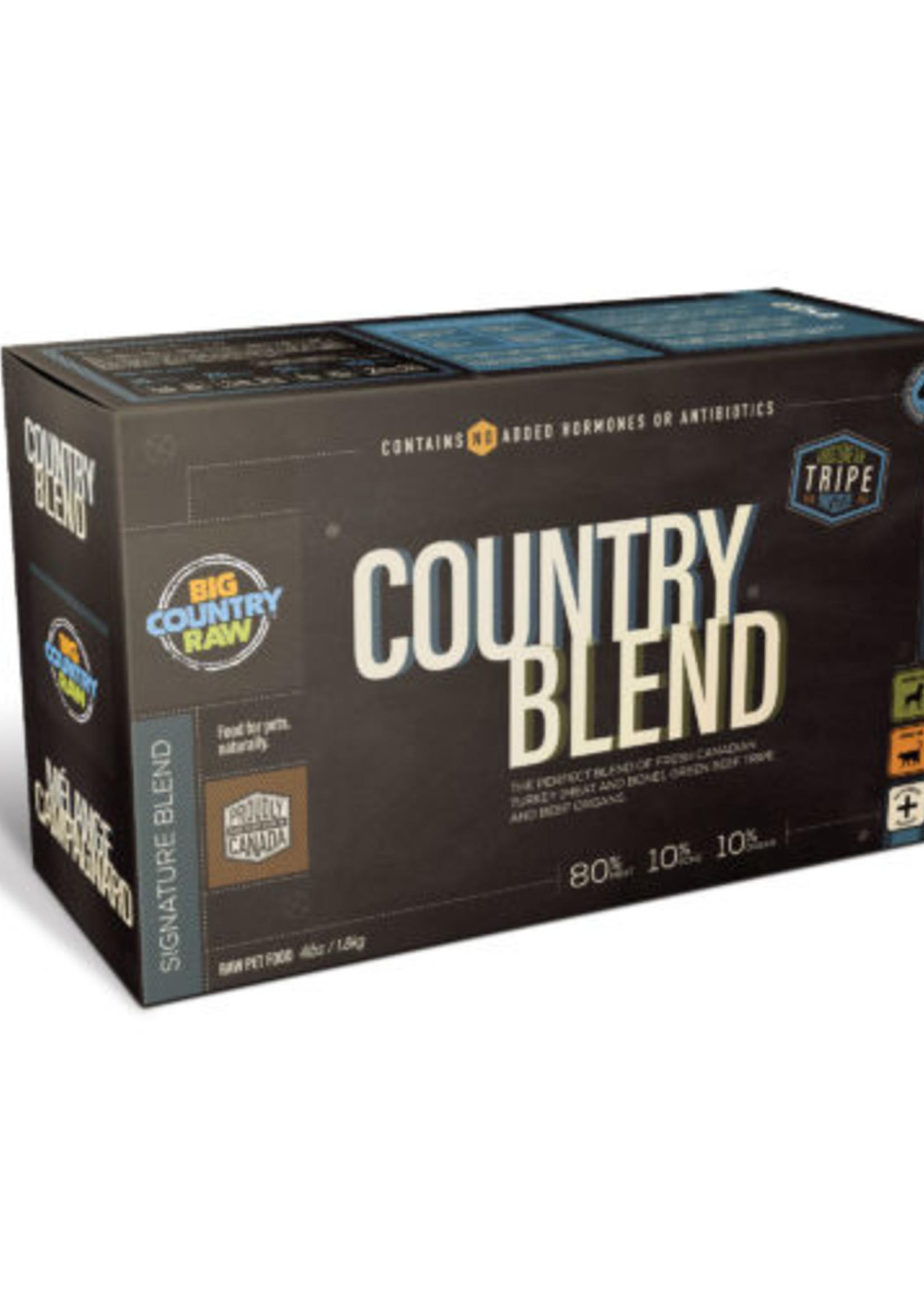 Big Country Raw Big Country Raw Country Blend 4x1lb