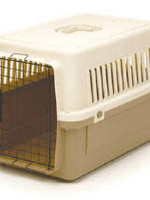 """Precision® Pet Products CARGO KENNEL Tan 20""""x14""""x13"""""""